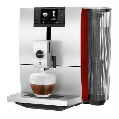 Kafijas automāts JURA ENA 8 Sunset Red