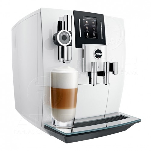 Kafijas automāts JURA J6 (Piano White)