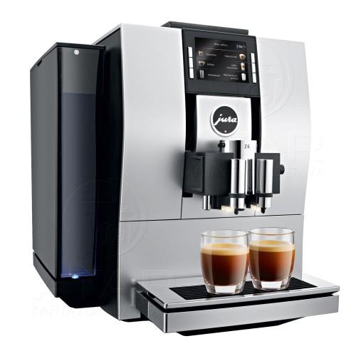 Kafijas automāts JURA Z6 (Aluminium)