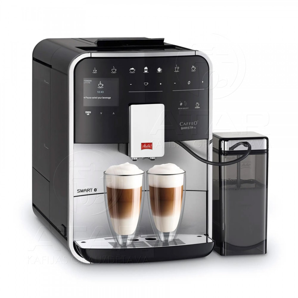 kafijas autom ts melitta barista ts smart silver atarkafija. Black Bedroom Furniture Sets. Home Design Ideas