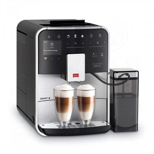 Kafijas automāts MELITTA Barista TS Smart (Silver)
