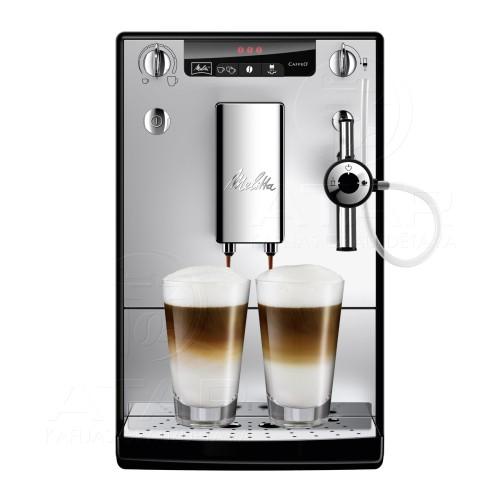 Kafijas automāts MELITTA CAFFEO Solo & Perfect Milk (Silver)
