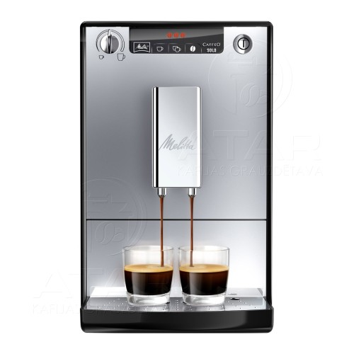 Kafijas automāts MELITTA CAFFEO Solo (Silver)