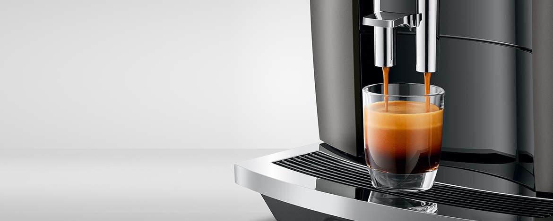 JURA - automātisko kafijas automātu līderis pasaules tirgū.